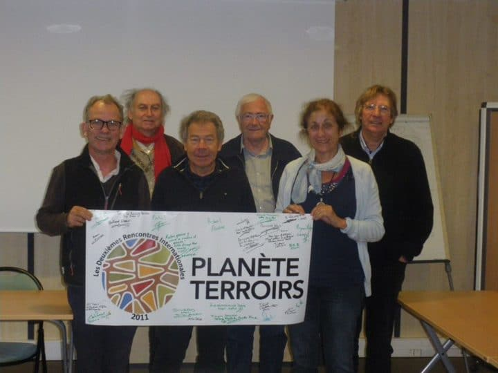 Administrateurs de Planete Terroirs